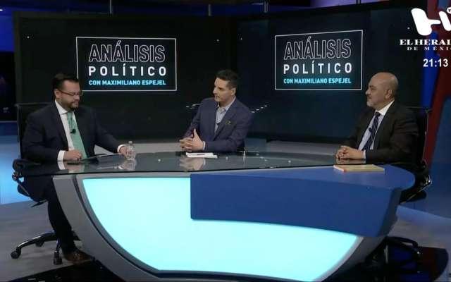 Análisis político con max Espejel