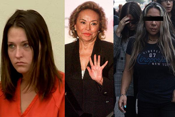 Las tres maestras provocaron polémica en su momento. Foto: Especial