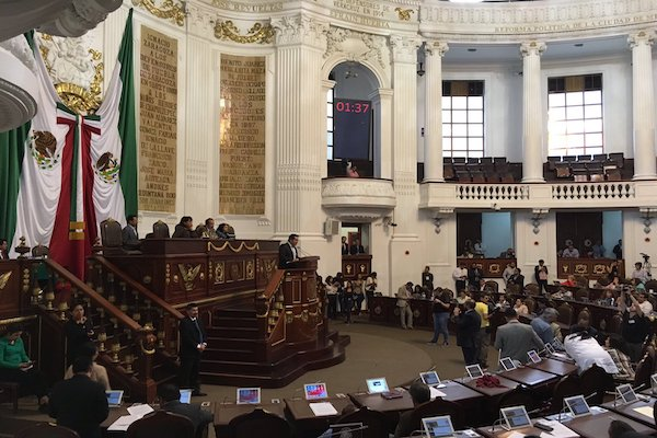 Congreso CDMX avala Reforma Educativa