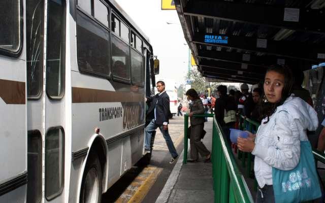 Asalto Pumabús UNAM
