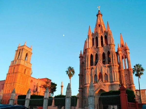 San Miguel de Allende es una opción para viajar ya que es un pueblo cercano a la CDMX. Foto: Especial