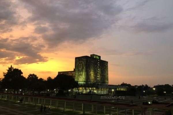 La UNAM reiteró que la unidad es un transporte externo y no está vinculado con esta institución. Foto: Especial