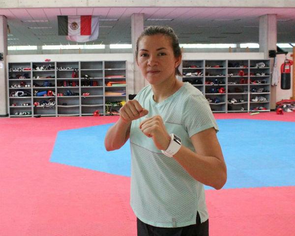La deportista ganó su primer medalla de oro en el 2007. Foto: Especial