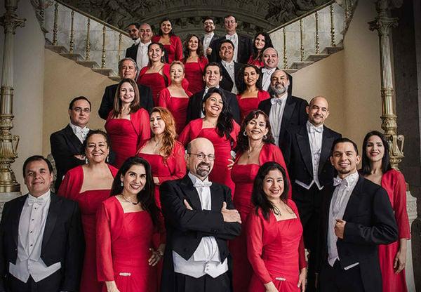 El Coro de Madrigalistas de Bellas Artes es una agrupación que fue fundado en 1938 por Luis Sandi Meneses. Foto: Especial