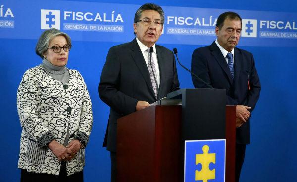 Néstor Martínez dijo que no puede apoyar la sentencia a favor de un exguerrillero. Foto: Especial