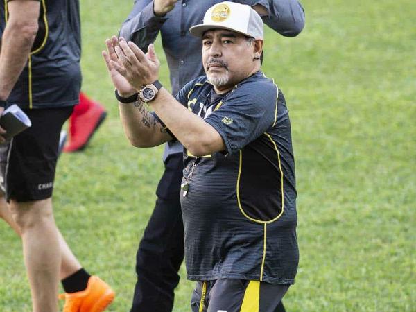 Diego sigue en Culiacán, en busca de casa.  Foto: Especial