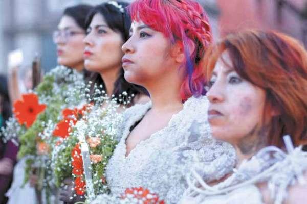 El maltrato a la mujer deriva en ocasiones en feminicidios. Foto: Especial