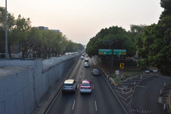 Mala calidad del aire en CDMX