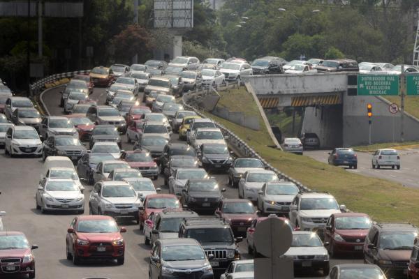 Hasta este jueves prevalece la mala calidad del aire en el Valle de México. Foto: Archivo | Cuartoscuro