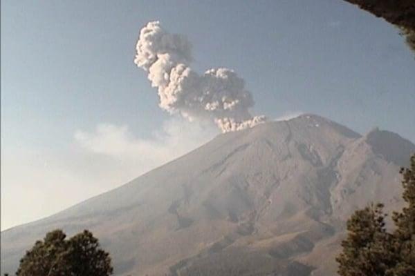 En Puebla se activó la Contingencia Ambiental por los altos índices de contaminación. Foto: Cenapred