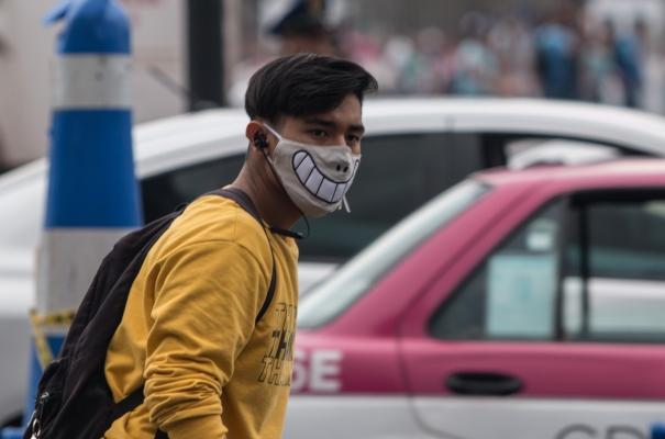 Contingencia en la Ciudad de México Foto: CUARTOSCURO