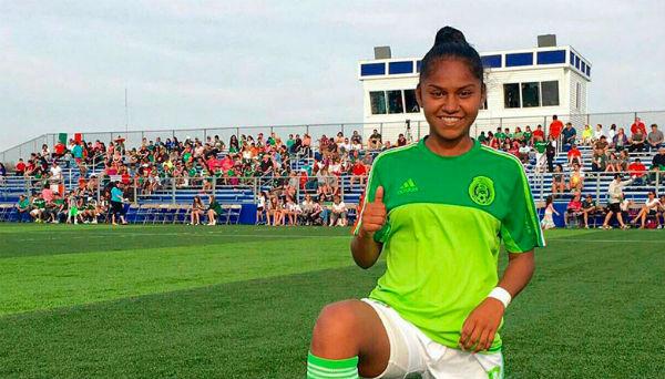 La acapulqueña Belén Cruz tendrá nuevamente el orgullo de representar a México en una competencia internacional. Foto: Especial