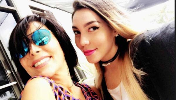 En los últimos días Alejandra Guzmán ha sido vista con una expareja de Frida Sofía, se trata del modelo Christian Estrada. FOTO: ESPECIAL