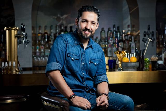 Chef Esdras Ochoa, el llamado Rey del Taco. FOTO: CORTESÍA