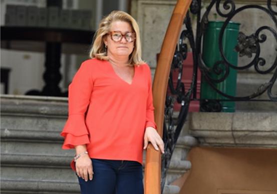 Niurys Isabel Higueras. FOTO: LESLIE PÉREZ