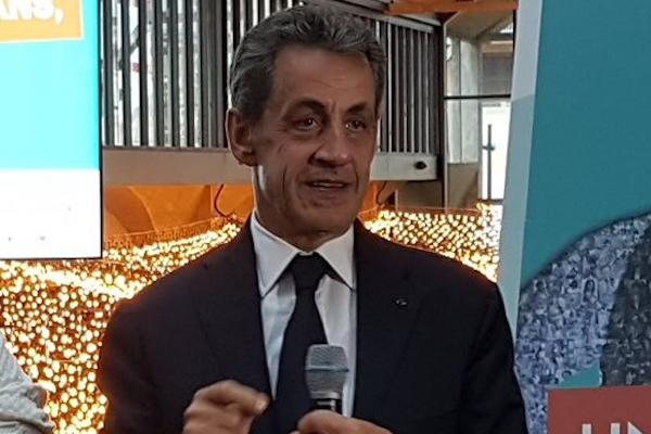 Investigan a Nicolás Sarkozy