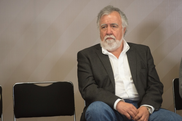 Alejandro Encinas INM