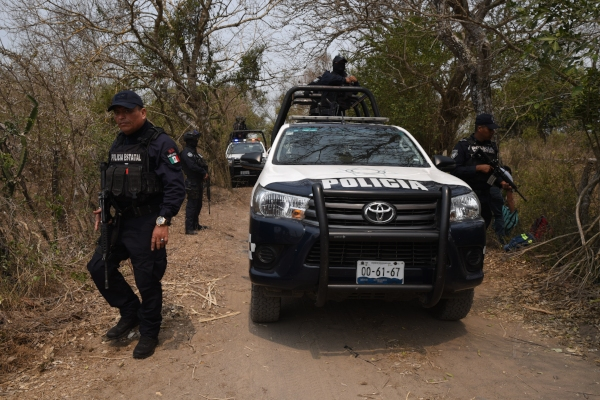 Policías Veracruz