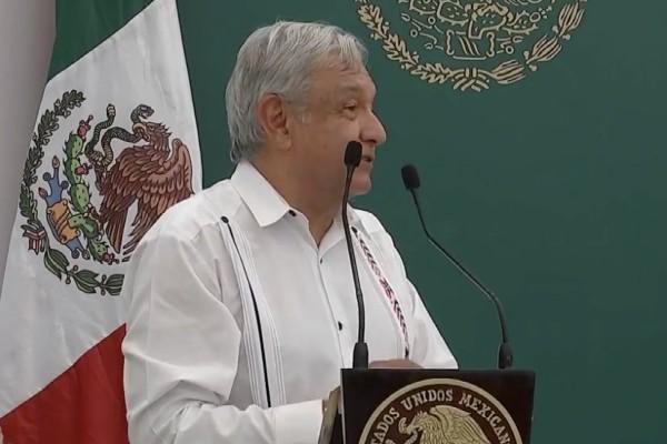 López Obrador presenta el programa Sembrando Vida. Foto: Especial