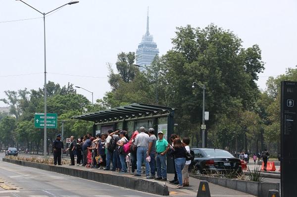 La Comisión destacó que se mantiene atenta a la calidad del aire y a la evaluación de las condiciones meteorológicas prevalecientes en la Zona Metropolitana del Valle de México. Foto: Cuartoscuro