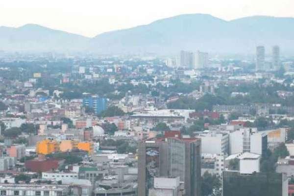 Las lluvias en días pasados no fueron suficientes para dispersar la contaminación. Foto: Nayeli Cruz