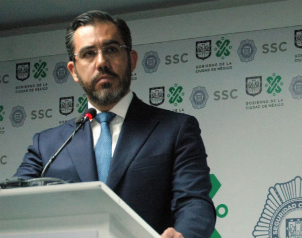 Asesinatos tienen relación con el crimen organizado, asegura Orta. Foto: Twitter