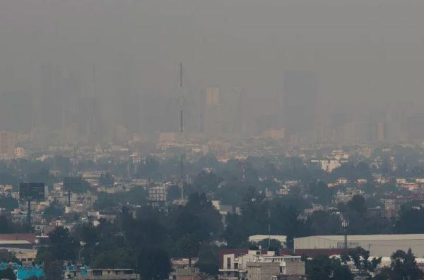 La Ciudad de México, Nuevo León, San Luis Potosí y Nayarit salen de la lista de entidades afectados. Foto: Especial