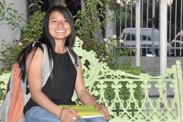 Viviana habita en Ecatepec desde hace cinco años, municipio al que llegó junto con su familia desde Huajuapan de León, Oaxaca. Foto: Especial