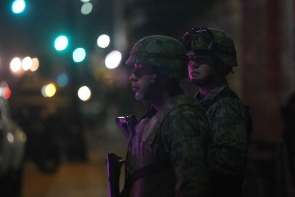 """Ricardo Monreal Ávila, reconoció que existe una """"evidente"""" crisis de seguridad y violencia en el país"""