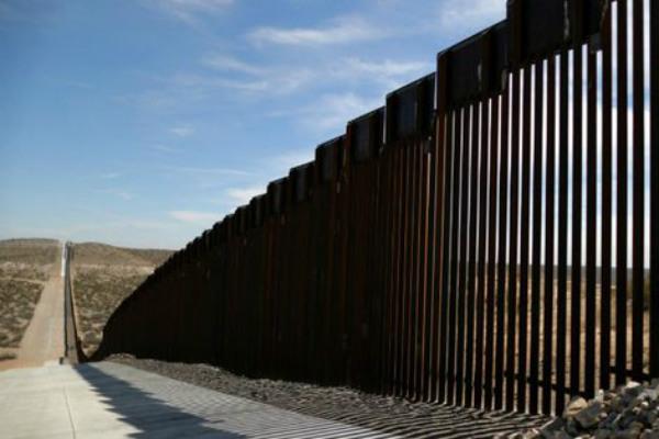 Muro Fronterizo en Estados Unidos será ampliado 41 kilómetros