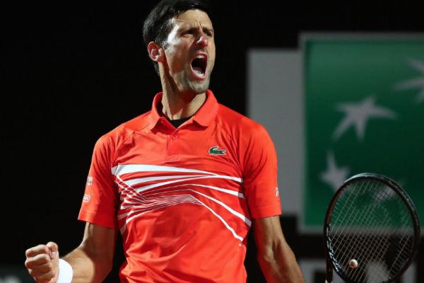 El clasificado número uno del ranking ATP buscará este domingo su quinto cetro del torneo.