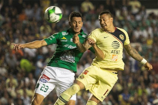 León tiene ventaja sobre el América por un gol. Foto: Archivo | Cuartoscuro