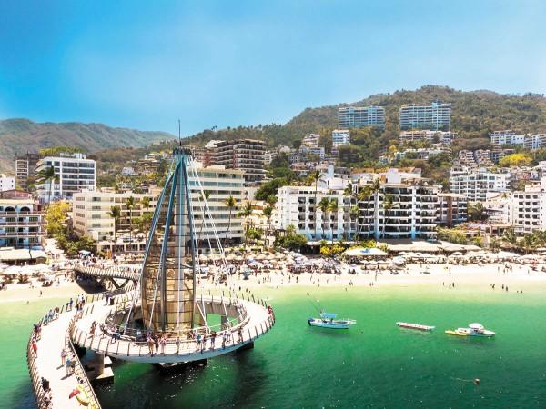 La conservación y limpieza de las playas compensa la imagen de inseguridad y falta de promoción del país en el extranjero: hoteleros. Foto:  Especial
