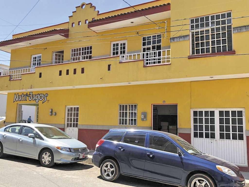 """Casa del actuario en la que """"les llegó"""" notificación a afectados. FOTO: ESPECIAL"""