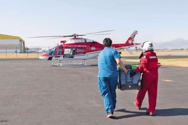 Trasladan pacientes, órganos, o brindan auxilio en montañas. FOTO: ESPECIAL