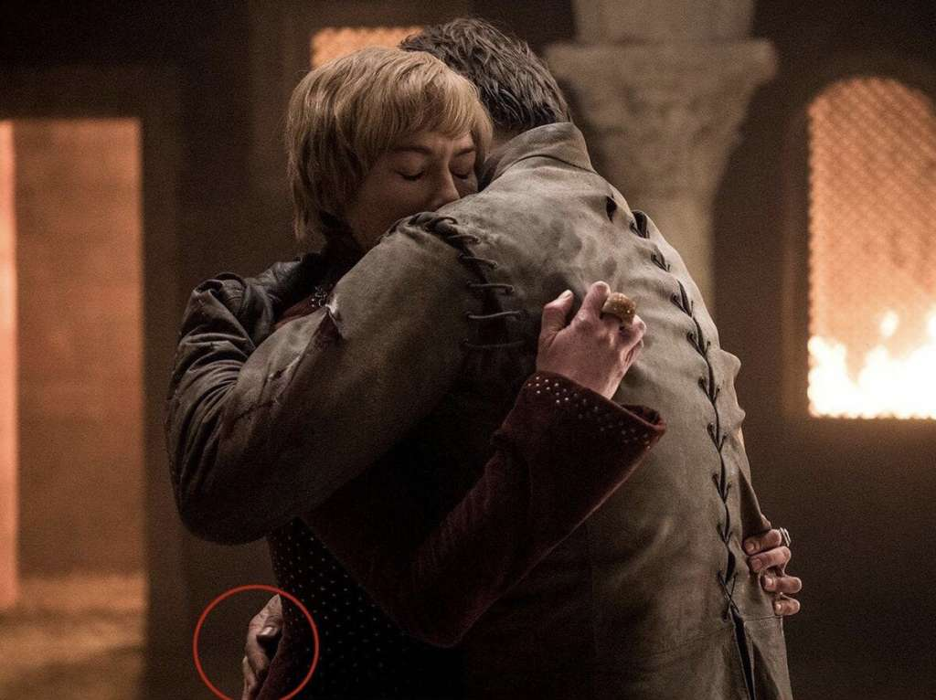 Mano de Jaime Lannister, Foto: Especial