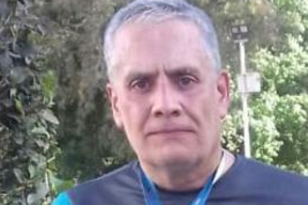 César Lopez de la O es un ciudadano conocido entre la población de la entidad. Foto: Especial