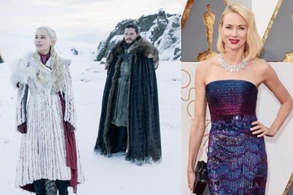 Naomi Watts en spin off de Game of Thrones. Foto: especial.