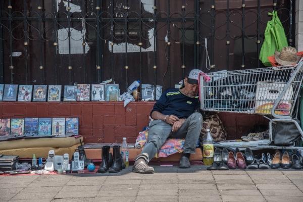 Pobreza México Riqueza