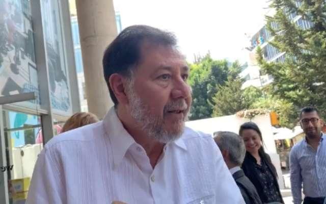 Fernández Noroña protestó en Twitter, Foto: Especial.