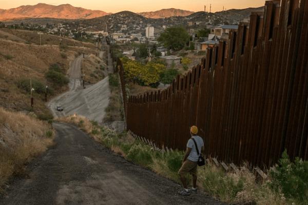 muro fronterizo sonora