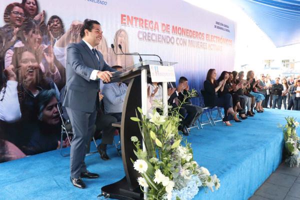 El alcalde del municipio espera que el próximo año incremente el número de beneficiadas.Foto: Especial. Foto: Especial.