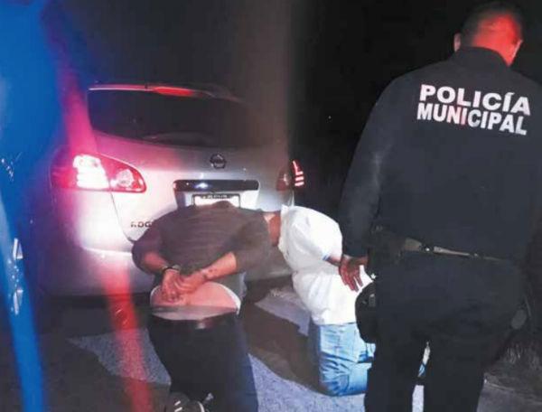 Las acciones de la asociación han permitido la captura de presuntos ladrones. FOTO: MAYELI MARISCAL
