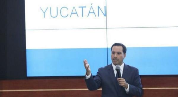 Mauricio Vila presentó el evento, que se realizará en el Palacio de los Deportes. FOTO: ESPECIAL