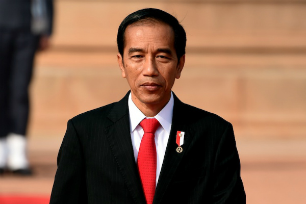 Presidente-Widodo