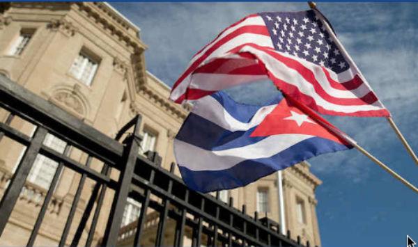 Con la activación del apartado III de la Ley Helms-Burton, que profundiza gravemente el bloqueo económico, comercial y financiero contra Cuba. FOTO: ESPECIAL