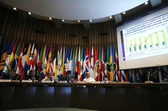 En campaña, el Presidente ofreció tratar el tema migratorio e involucrar a los países de Centroamérica.FOTO: ESPECIAL