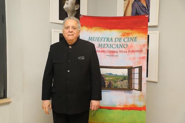 Isaías Rodríguez, embajador de Venezuela en Italia