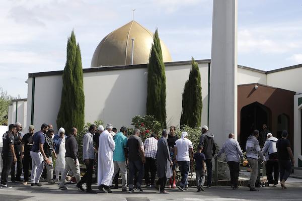 Mezquita de Chirstchurch