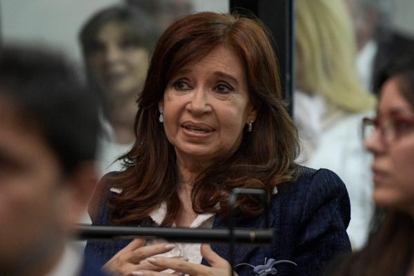 Fernández está acusada de encabezar una asociación ilícita durante su mandato y de fraude al Estado. Foto: Archivo | AFP